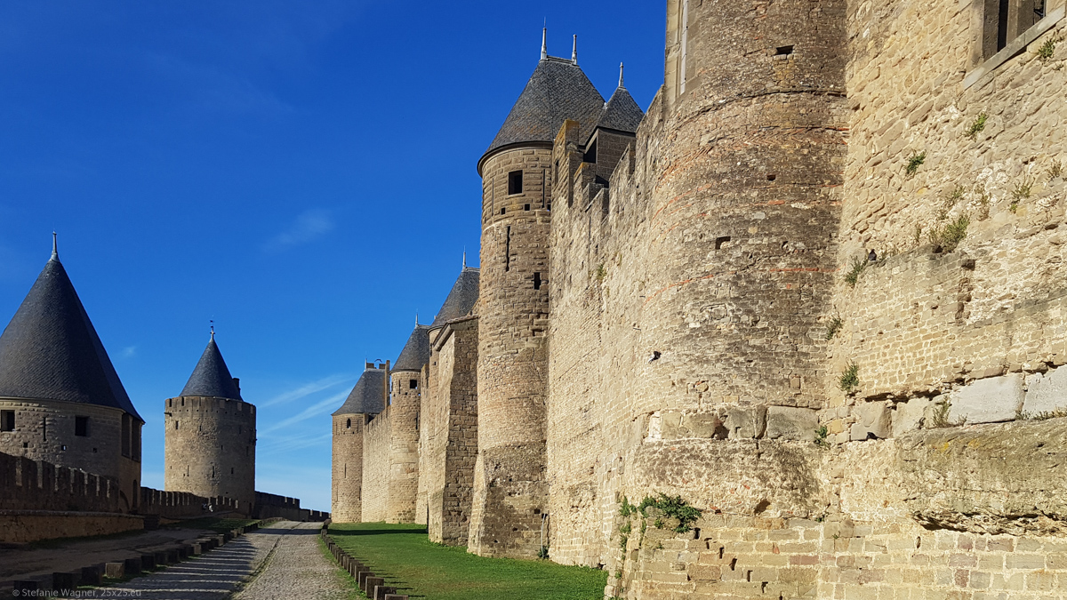 Welcome to the outdoor museum – Carcassonne