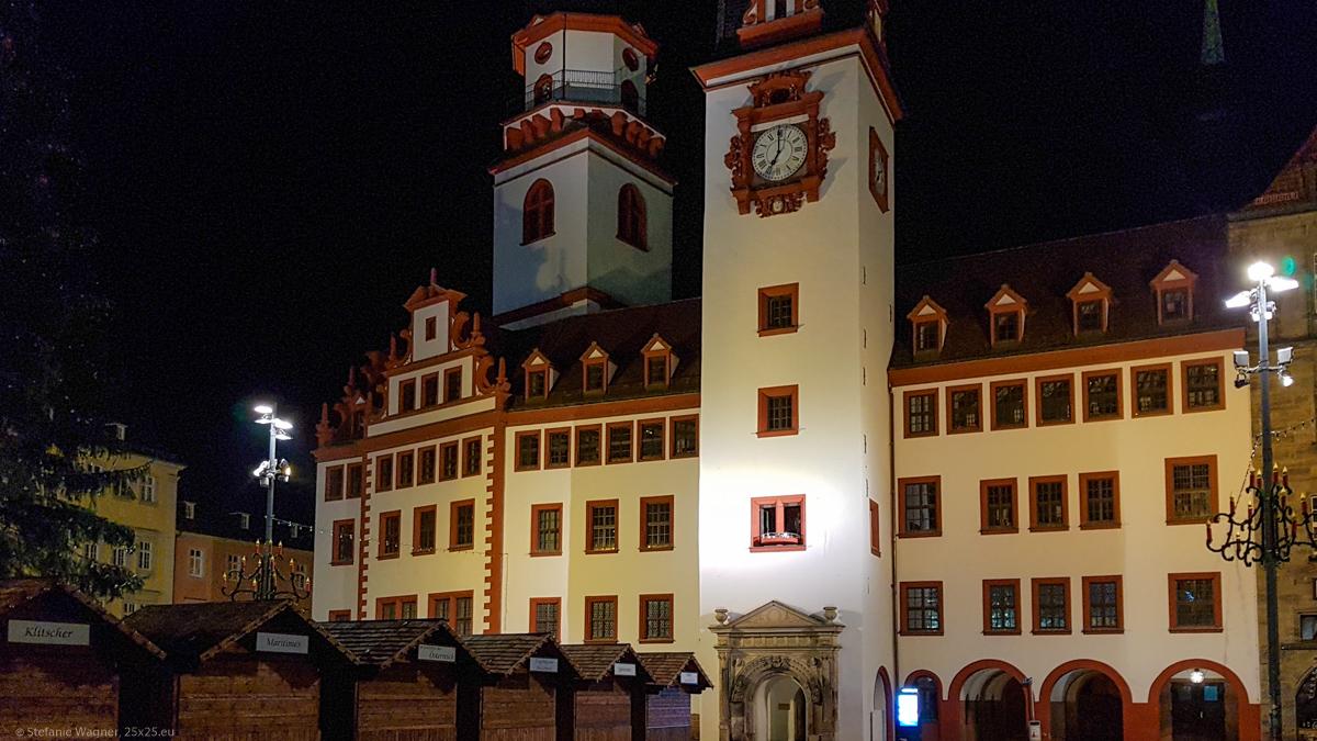 When a city seems to shy away – Chemnitz