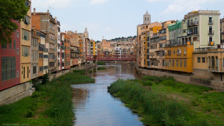 Colors and politics – Girona