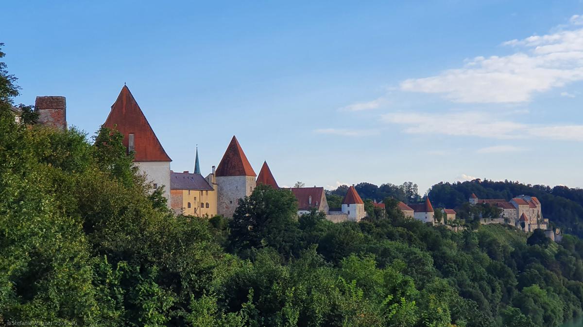 The longest castle in the world – Burghausen