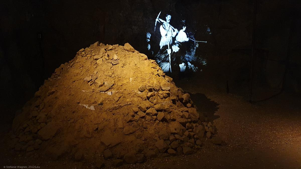Going underground – Aalen